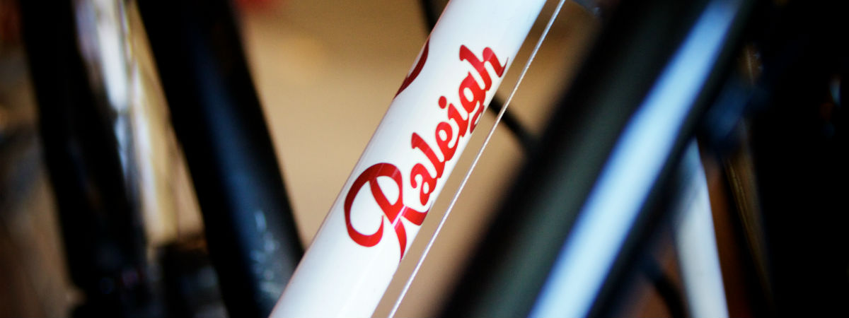 Remember your first bike - was it a Raleigh?